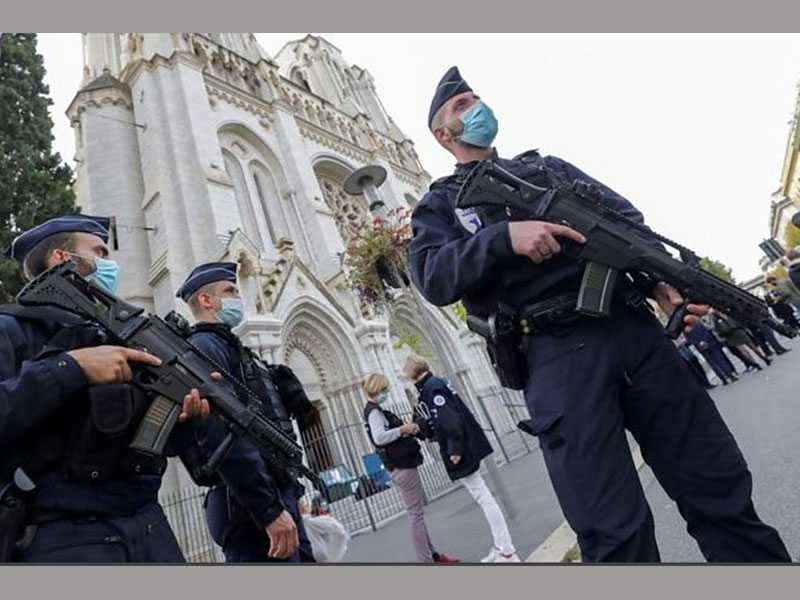 France church attacker arrived in Europe from Tunisia days ago