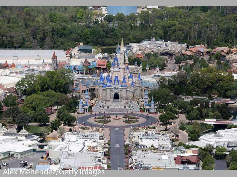 The future of Disney World